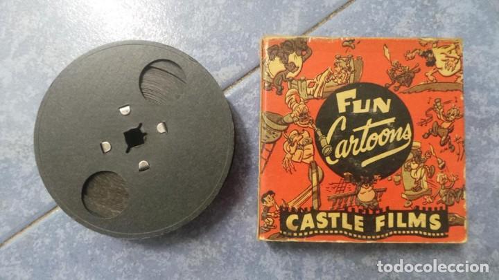 BIG BAD WOLF , FUN CARTOON PELÍCULA 16MM-OLD MOVIE- RETRO VINTAGE FILM (Cine - Películas - 16 mm)