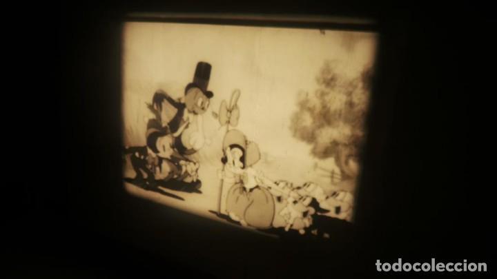 Cine: BIG BAD WOLF , FUN CARTOON PELÍCULA 16MM-OLD MOVIE- RETRO VINTAGE FILM - Foto 2 - 160548018