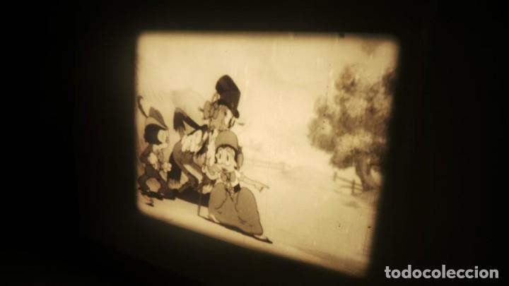 Cine: BIG BAD WOLF , FUN CARTOON PELÍCULA 16MM-OLD MOVIE- RETRO VINTAGE FILM - Foto 6 - 160548018