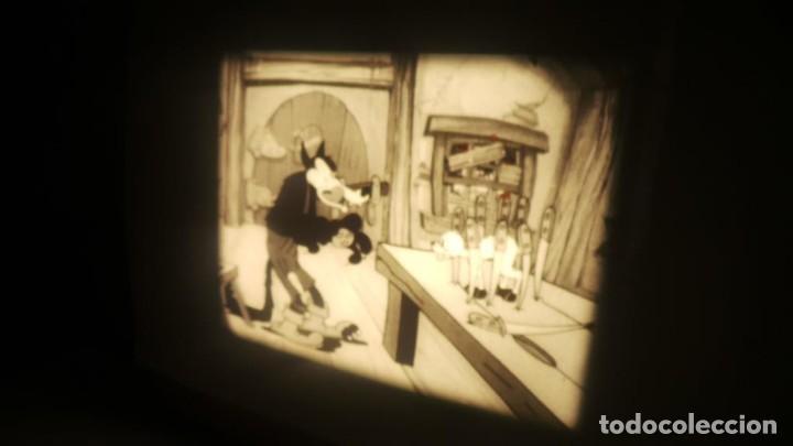 Cine: BIG BAD WOLF , FUN CARTOON PELÍCULA 16MM-OLD MOVIE- RETRO VINTAGE FILM - Foto 7 - 160548018