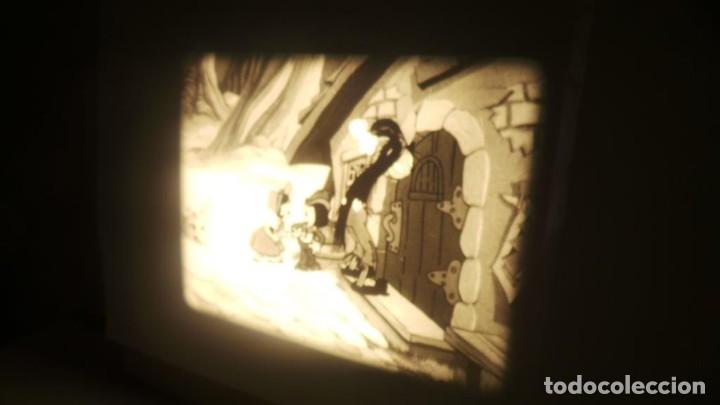 Cine: BIG BAD WOLF , FUN CARTOON PELÍCULA 16MM-OLD MOVIE- RETRO VINTAGE FILM - Foto 10 - 160548018
