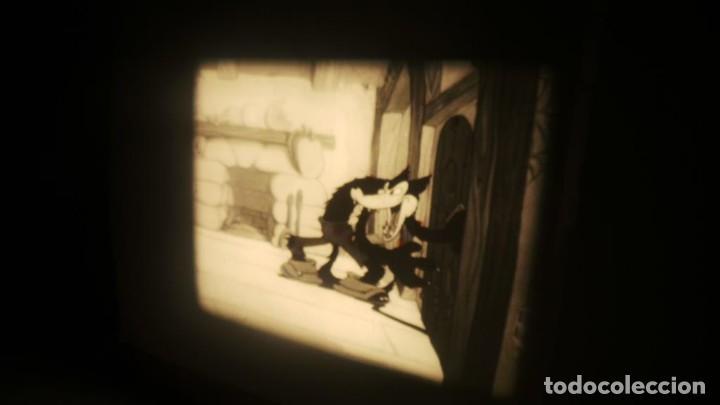 Cine: BIG BAD WOLF , FUN CARTOON PELÍCULA 16MM-OLD MOVIE- RETRO VINTAGE FILM - Foto 13 - 160548018