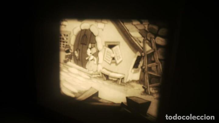 Cine: BIG BAD WOLF , FUN CARTOON PELÍCULA 16MM-OLD MOVIE- RETRO VINTAGE FILM - Foto 14 - 160548018