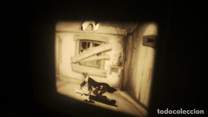 Cine: BIG BAD WOLF , FUN CARTOON PELÍCULA 16MM-OLD MOVIE- RETRO VINTAGE FILM - Foto 15 - 160548018