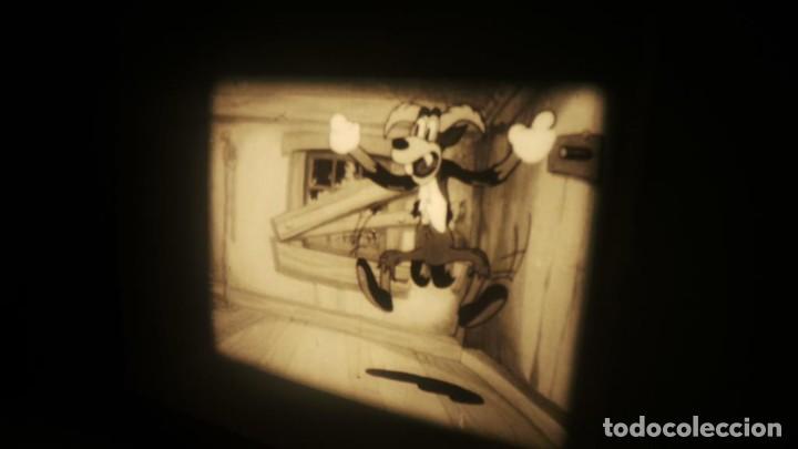 Cine: BIG BAD WOLF , FUN CARTOON PELÍCULA 16MM-OLD MOVIE- RETRO VINTAGE FILM - Foto 16 - 160548018