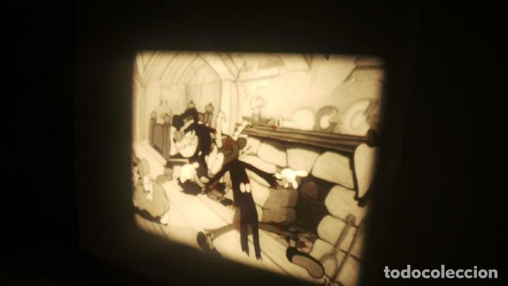 Cine: BIG BAD WOLF , FUN CARTOON PELÍCULA 16MM-OLD MOVIE- RETRO VINTAGE FILM - Foto 17 - 160548018