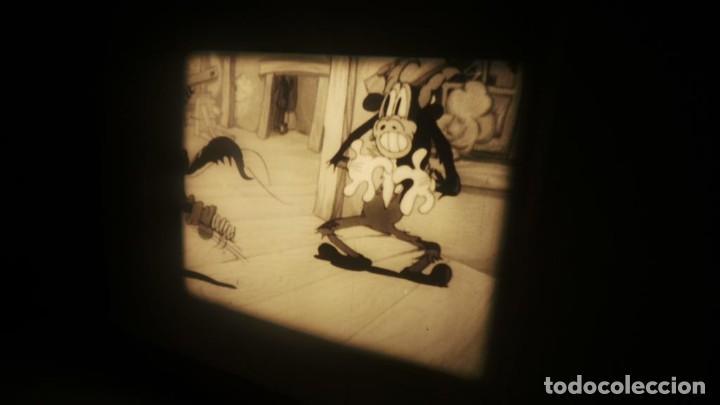 Cine: BIG BAD WOLF , FUN CARTOON PELÍCULA 16MM-OLD MOVIE- RETRO VINTAGE FILM - Foto 18 - 160548018
