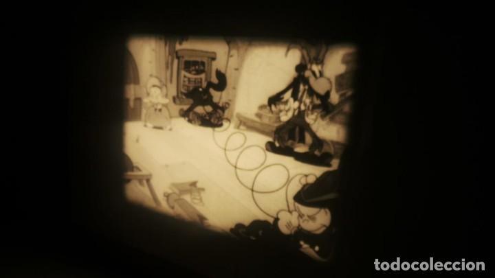 Cine: BIG BAD WOLF , FUN CARTOON PELÍCULA 16MM-OLD MOVIE- RETRO VINTAGE FILM - Foto 20 - 160548018