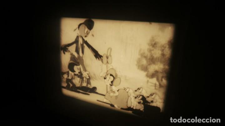 Cine: BIG BAD WOLF , FUN CARTOON PELÍCULA 16MM-OLD MOVIE- RETRO VINTAGE FILM - Foto 24 - 160548018