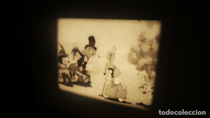 Cine: BIG BAD WOLF , FUN CARTOON PELÍCULA 16MM-OLD MOVIE- RETRO VINTAGE FILM - Foto 26 - 160548018