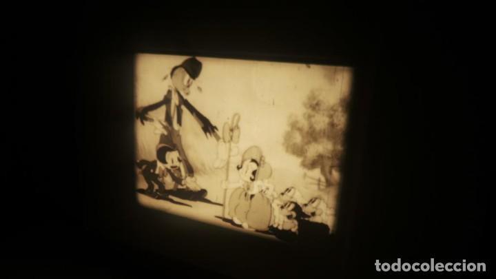 Cine: BIG BAD WOLF , FUN CARTOON PELÍCULA 16MM-OLD MOVIE- RETRO VINTAGE FILM - Foto 28 - 160548018