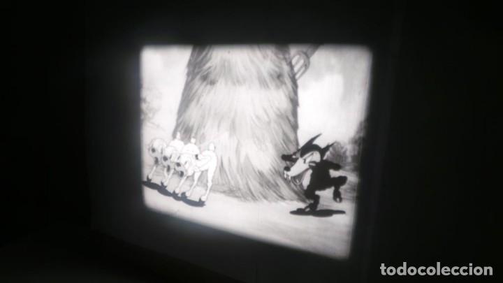 Cine: BIG BAD WOLF , FUN CARTOON PELÍCULA 16MM-OLD MOVIE- RETRO VINTAGE FILM - Foto 30 - 160548018