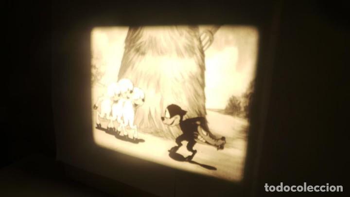Cine: BIG BAD WOLF , FUN CARTOON PELÍCULA 16MM-OLD MOVIE- RETRO VINTAGE FILM - Foto 32 - 160548018