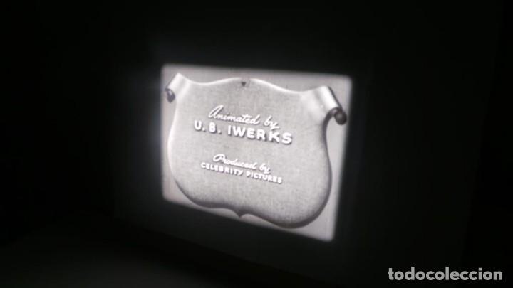 Cine: BIG BAD WOLF , FUN CARTOON PELÍCULA 16MM-OLD MOVIE- RETRO VINTAGE FILM - Foto 34 - 160548018