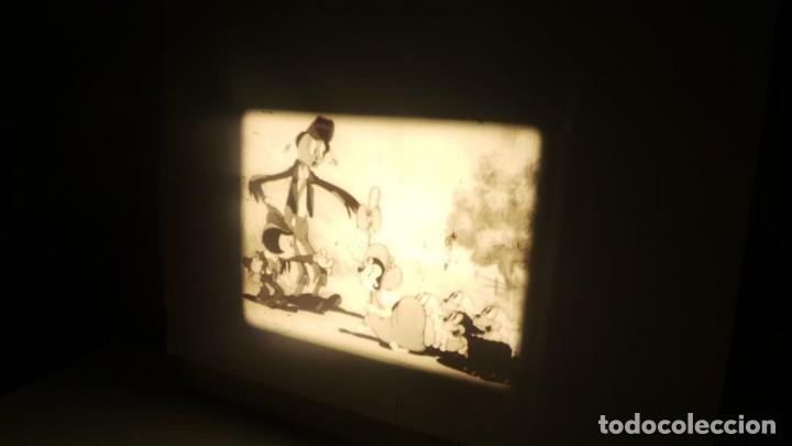 Cine: BIG BAD WOLF , FUN CARTOON PELÍCULA 16MM-OLD MOVIE- RETRO VINTAGE FILM - Foto 35 - 160548018