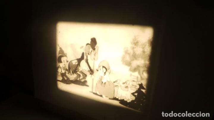 Cine: BIG BAD WOLF , FUN CARTOON PELÍCULA 16MM-OLD MOVIE- RETRO VINTAGE FILM - Foto 36 - 160548018