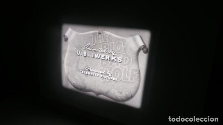 Cine: BIG BAD WOLF , FUN CARTOON PELÍCULA 16MM-OLD MOVIE- RETRO VINTAGE FILM - Foto 37 - 160548018