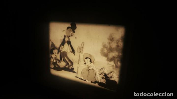 Cine: BIG BAD WOLF , FUN CARTOON PELÍCULA 16MM-OLD MOVIE- RETRO VINTAGE FILM - Foto 38 - 160548018
