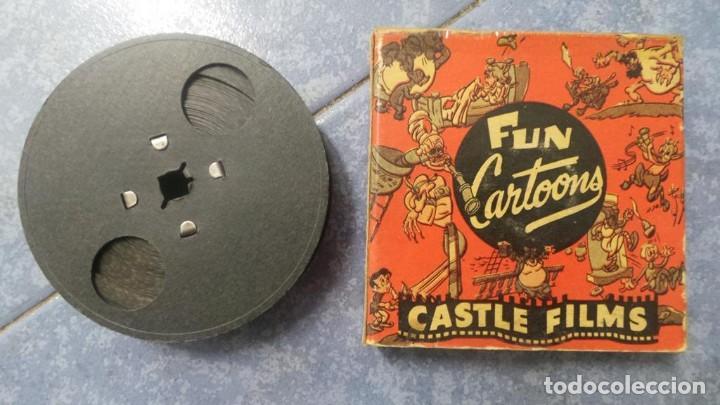 Cine: BIG BAD WOLF , FUN CARTOON PELÍCULA 16MM-OLD MOVIE- RETRO VINTAGE FILM - Foto 41 - 160548018