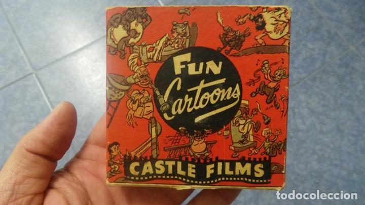 Cine: BIG BAD WOLF , FUN CARTOON PELÍCULA 16MM-OLD MOVIE- RETRO VINTAGE FILM - Foto 46 - 160548018