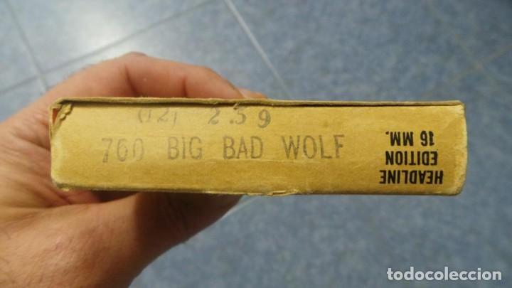 Cine: BIG BAD WOLF , FUN CARTOON PELÍCULA 16MM-OLD MOVIE- RETRO VINTAGE FILM - Foto 49 - 160548018