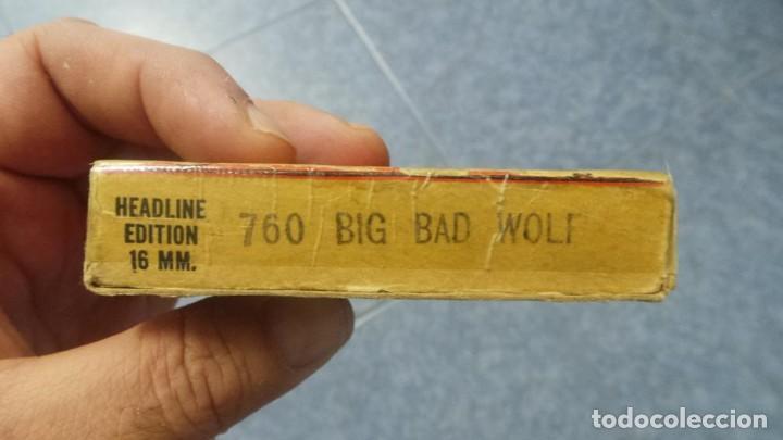 Cine: BIG BAD WOLF , FUN CARTOON PELÍCULA 16MM-OLD MOVIE- RETRO VINTAGE FILM - Foto 51 - 160548018