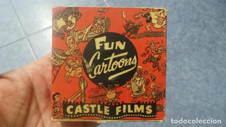 Cine: BIG BAD WOLF , FUN CARTOON PELÍCULA 16MM-OLD MOVIE- RETRO VINTAGE FILM - Foto 52 - 160548018
