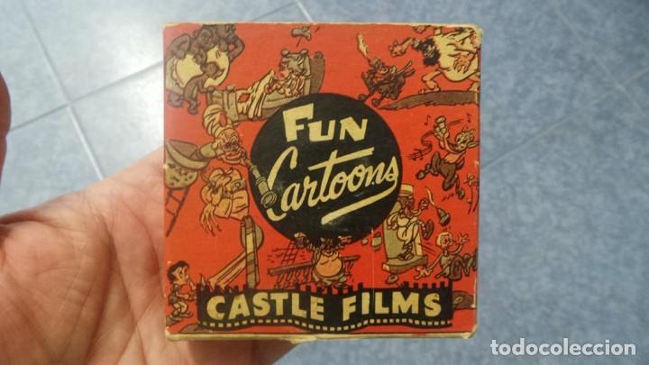 Cine: BIG BAD WOLF , FUN CARTOON PELÍCULA 16MM-OLD MOVIE- RETRO VINTAGE FILM - Foto 53 - 160548018