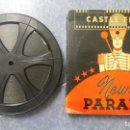 Cine: NEWS PARADE OF THE YEAR 1952 PELÍCULA 16MM - OLD MOVIE - RETRO VINTAGE FILM. Lote 160548026