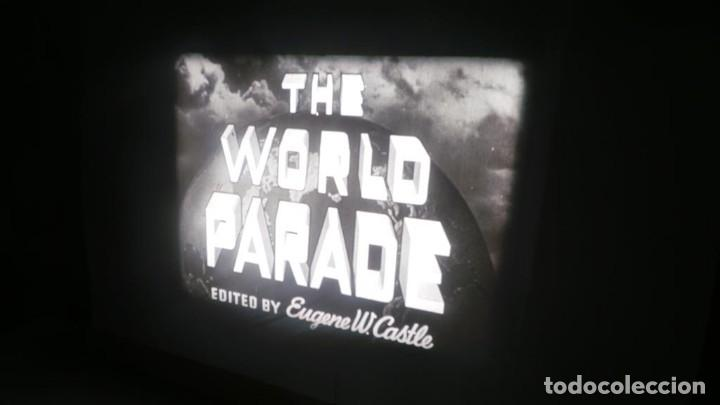 Cine: WORLD PARADE - PELÍCULA 16MM - OLD MOVIE - RETRO VINTAGE FILM - Foto 4 - 160548194