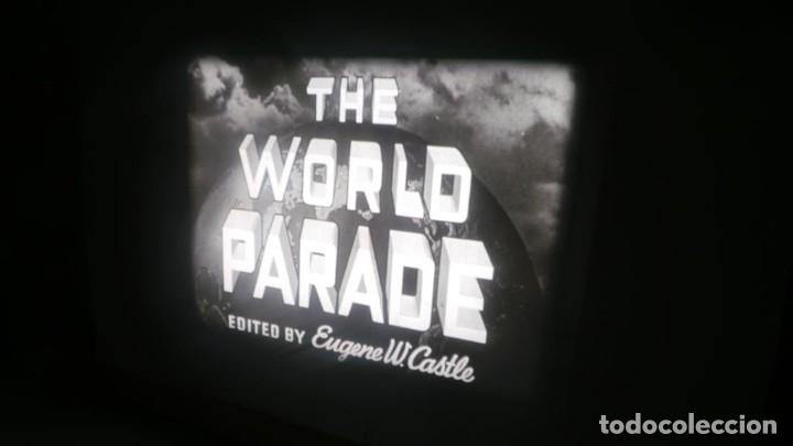 Cine: WORLD PARADE - PELÍCULA 16MM - OLD MOVIE - RETRO VINTAGE FILM - Foto 5 - 160548194