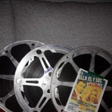 Cine: EL, ELLA Y SUS MILLONES 1944, B/N. Lote 168304808