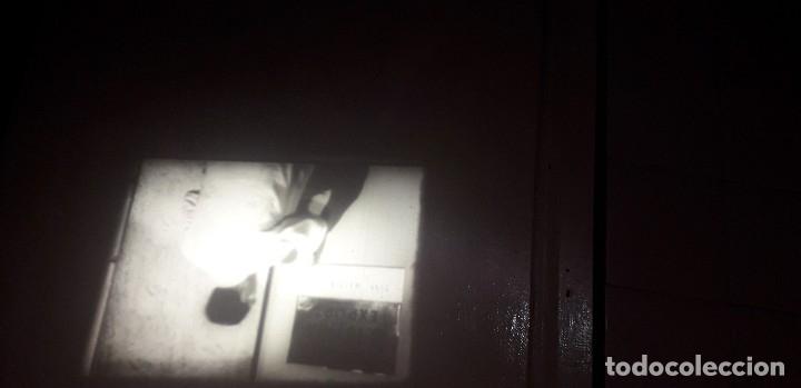Cine: Película en 16 mm titulada AGENTE FEDERAL en ROMA 2x600 m. - Foto 3 - 168715372