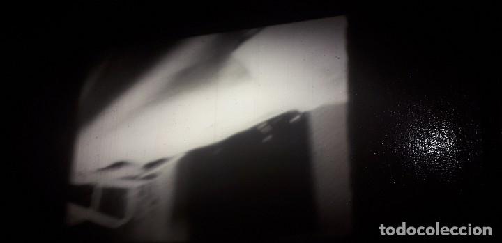Cine: Película en 16 mm titulada AGENTE FEDERAL en ROMA 2x600 m. - Foto 4 - 168715372