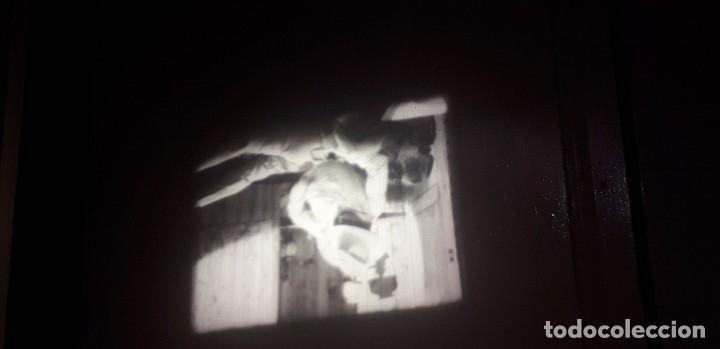 Cine: Película en 16 mm titulada AGENTE FEDERAL en ROMA 2x600 m. - Foto 10 - 168715372