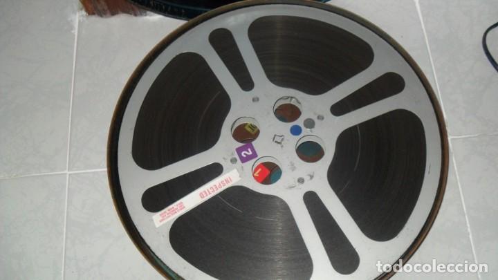LOS INQUIETOS LARGOMETRAJE VANDALISMO PERFECTA (Cine - Películas - 16 mm)
