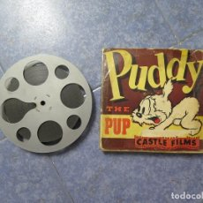 Cine: PUDDY – THE PUP PELÍCULA-16MM - OLD MOVIE - RETRO VINTAGE FILM. Lote 172202770
