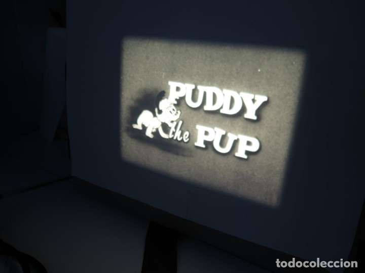 Cine: PUDDY – THE PUP PELÍCULA-16MM - OLD MOVIE - RETRO VINTAGE FILM - Foto 7 - 172202770