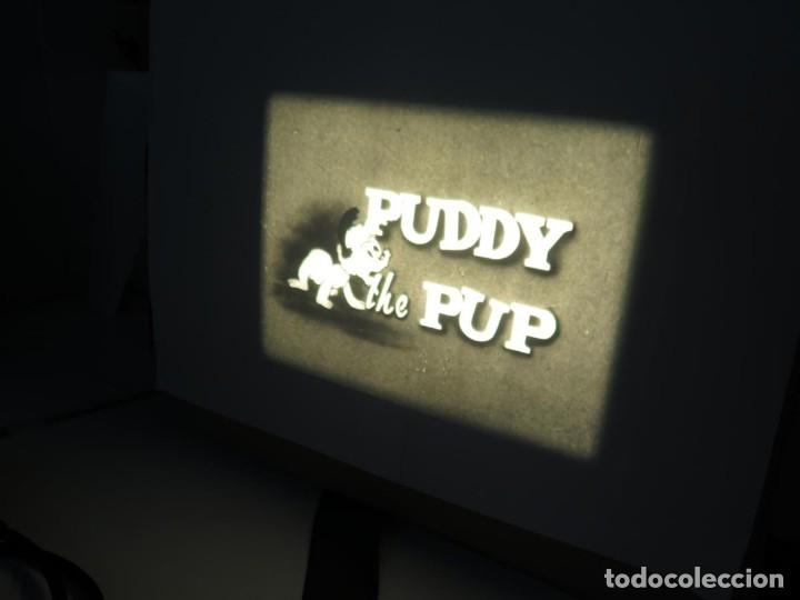 Cine: PUDDY – THE PUP PELÍCULA-16MM - OLD MOVIE - RETRO VINTAGE FILM - Foto 8 - 172202770