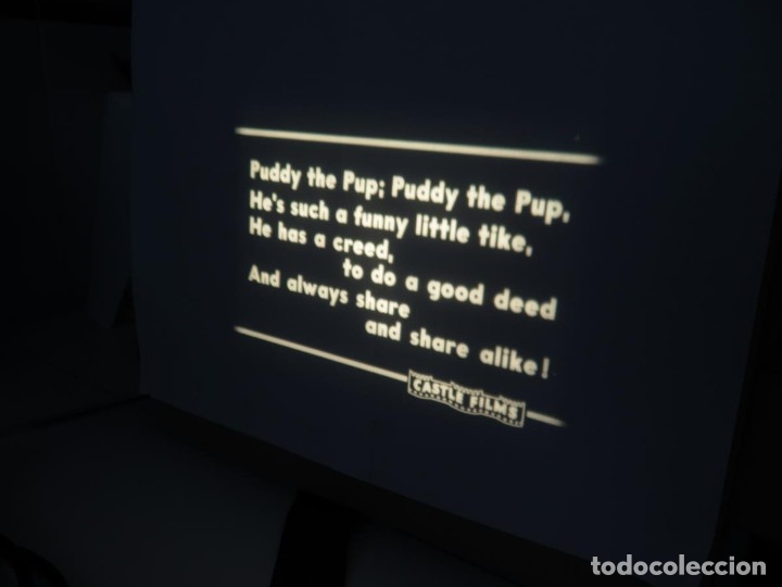 Cine: PUDDY – THE PUP PELÍCULA-16MM - OLD MOVIE - RETRO VINTAGE FILM - Foto 68 - 172202770