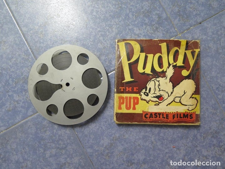 Cine: PUDDY – THE PUP PELÍCULA-16MM - OLD MOVIE - RETRO VINTAGE FILM - Foto 71 - 172202770