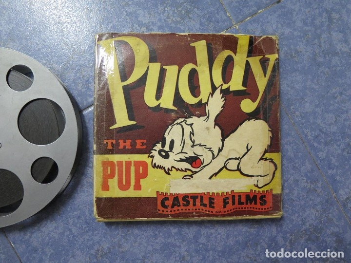 Cine: PUDDY – THE PUP PELÍCULA-16MM - OLD MOVIE - RETRO VINTAGE FILM - Foto 73 - 172202770