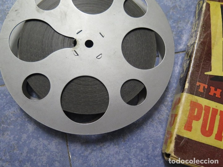Cine: PUDDY – THE PUP PELÍCULA-16MM - OLD MOVIE - RETRO VINTAGE FILM - Foto 75 - 172202770