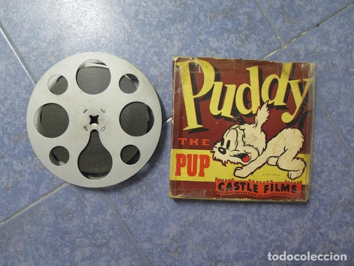 Cine: PUDDY – THE PUP PELÍCULA-16MM - OLD MOVIE - RETRO VINTAGE FILM - Foto 76 - 172202770