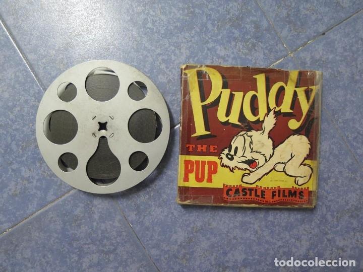 Cine: PUDDY – THE PUP PELÍCULA-16MM - OLD MOVIE - RETRO VINTAGE FILM - Foto 77 - 172202770