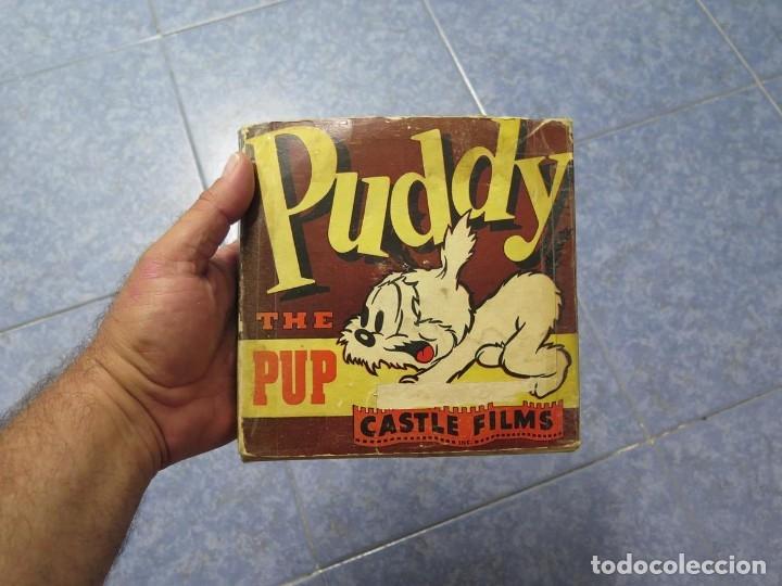 Cine: PUDDY – THE PUP PELÍCULA-16MM - OLD MOVIE - RETRO VINTAGE FILM - Foto 80 - 172202770