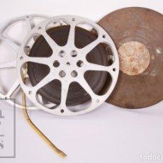 Cine: ANTIGUA BOBINA CON PELÍCULA DE 16 MM - PELÍCULA GIGI - ARTHUR FREED, 1958. Lote 178580275