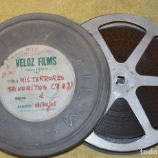 Cine: TOM Y JERRY - MIS TERRORES FAVORITOS. Lote 178988127