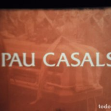 Cine: DOCUMENTAL EN CATALAN - PAU CASALS Y PAISAJES. Lote 181093540
