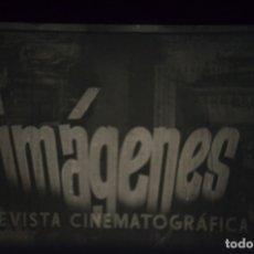 Cine: REVISTA IMAGENES - ESCENAS VERANIEGAS. Lote 181824365